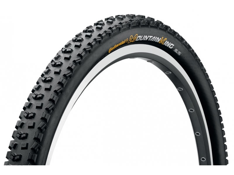 "pl᚝ Continental Mountain King Race Sport 29""x2,2 kevlar"