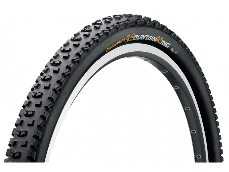 "pl᚝ Continental Mountain King Race Sport 29""x2,4 kevlar"